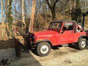 1983 Jeep Cj Jeep CJ Scrambler
